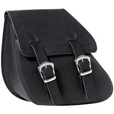 Held Springdale Black Motorcycle Harley-Bag for Harley Davidson Softtail Models