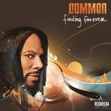 Common Finding Forever 7th Album Geffen Records Vinyl Record 2 LP