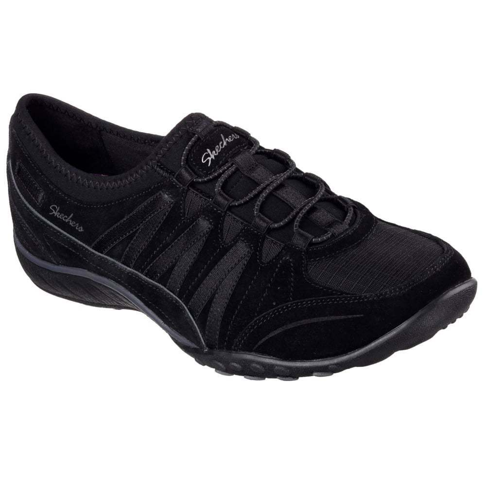 Skechers Breathe Breathe Skechers Easy Money Bags Donna Casual Sports Trainers 558cc4