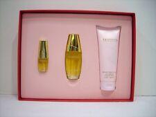 NEW Estee Lauder Beautiful To Go Gift Set Perfume Spray & Body Lotion Box No Lid