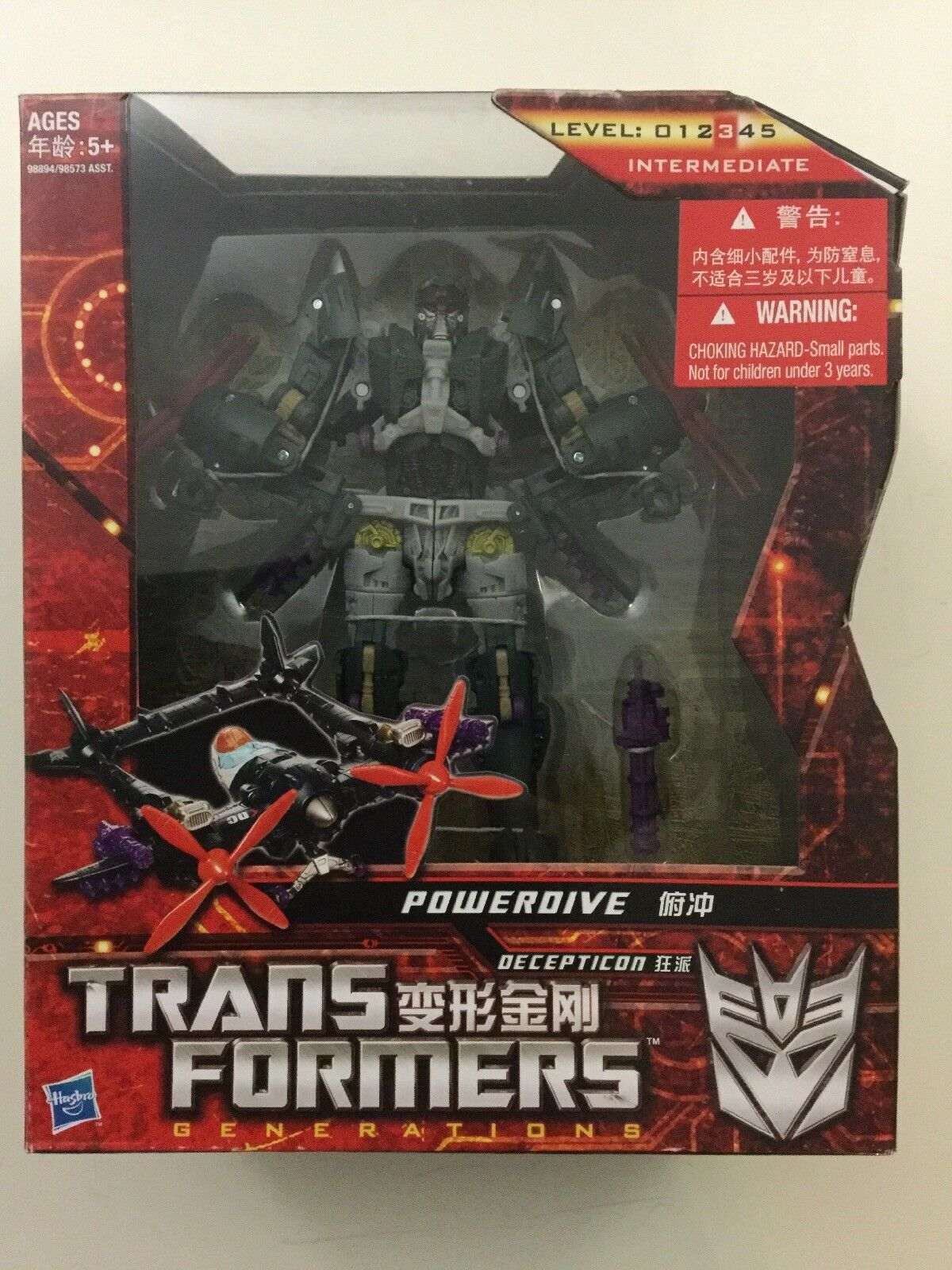 Transformers Generations GDO Voyager Class Powerdive