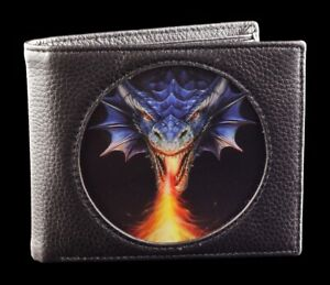 Fantasy-Wallet-Black-With-3D-Dragon-Fire-Breather-Anne-Stokes-Gothic