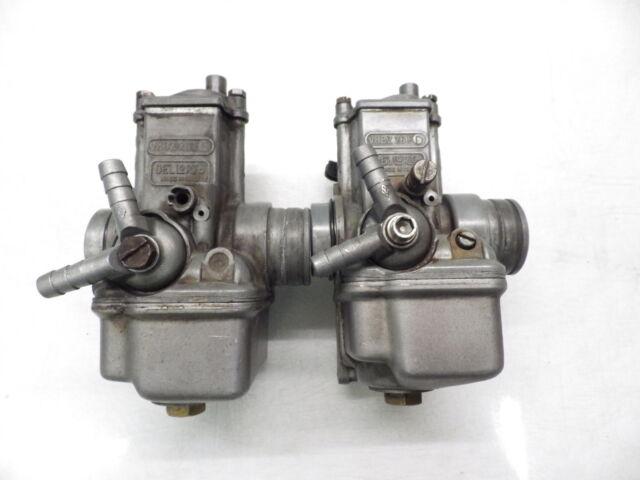 Vergaser Dellorto Moto Guzzi V 35 II, V35II , VHBZ 26 F S+D