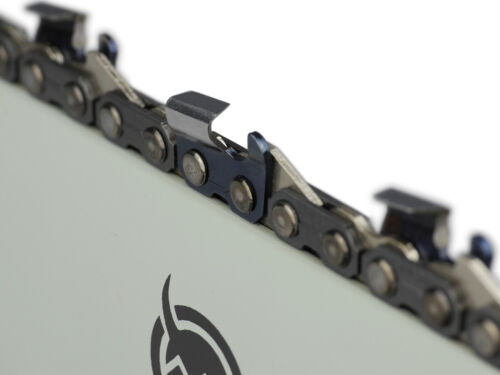 """2 Ketten passend für Partner P7700 7700 90 cm 3//8/"""" 115 TG 1,6 mm chain Schwert"""