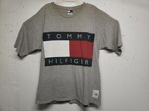 Men's Vintage Tommy Hilfiger Big Flag Tee