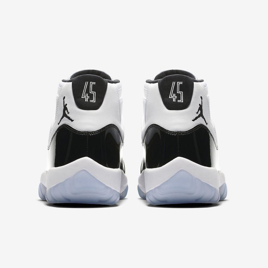 2018 Nike Air Jordan 11 11 11 XI Retro Concord Size 10. 378037-100 d9238c