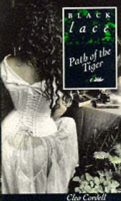 Path of the Tiger (Black Lace), Cordell, Cleo, Very Good Book