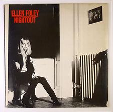 "12"" LP - Ellen Foley - Nightout - B2823 - washed & cleaned"