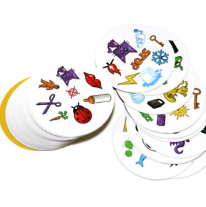 Spot It Board Games Mini Kids Like it Mini Style Education Card Game Classic Eng