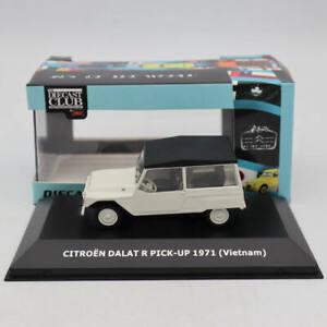 1-43-Ixo-Citroen-DALAT-R-PICK-UP-1971-Vietnam-modeles-de-voitures-jouets-Diecast-collection