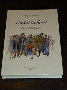 Tomblaine-Andre-Juillard-Dessins-d-039-Histoires-Troisieme-Homme-editions