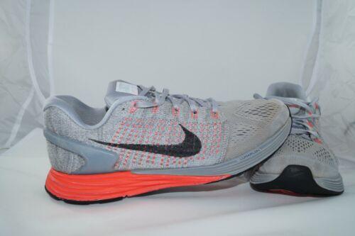 de 7 5 Us 5 de Chaussures Chaussures Gris 747355 8 Eu Sport 9 Nike Course Lunarglide 43 Uk 008 7Y5xWqf