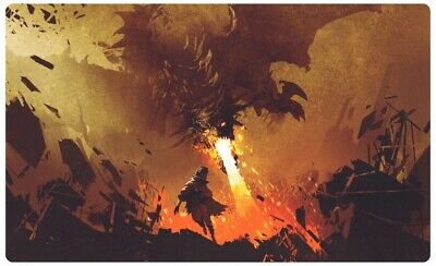 Drachen Feuer Drache Fantasy Wandtattoo Wandsticker Wandaufkleber D1140