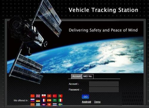 LKGPS IMEI Active Lifetime platform for GPS Tracker LK209A LK209B LK209C etc