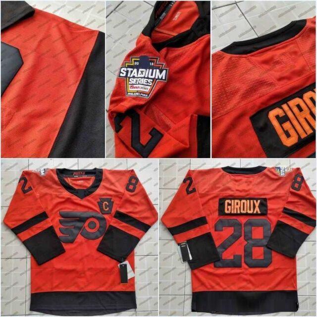 3f8168c2c69 Hockey jersey 2019 stadium series Philadelphia flyers Hart Giroux  Gostisbehere