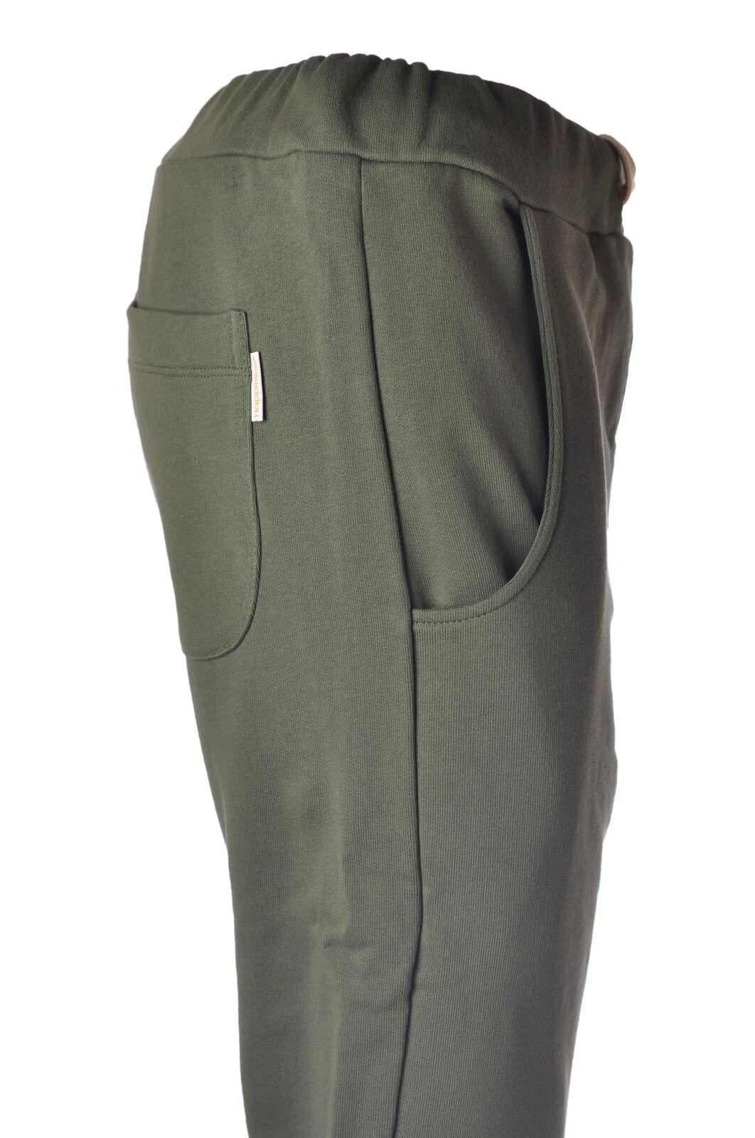 Happiness - Pants, Trousers, sweatshirt - Man - Green - 4901615B181537