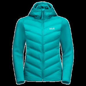 Tasman Wolfskin Womens Aquamarine Jacket Jack EwTP8qXwA