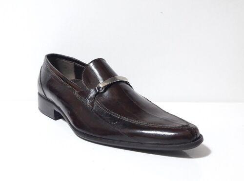 Hommes Montano Giulio Chaussures Mocassins Bas Fabriqu En Cuir Axdq56Cw