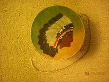 1950s Vintage Indian Tom Tom (Drum) - Souvenir/Toy