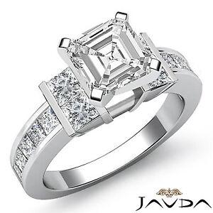 Brilliant-Asscher-Diamond-Channel-Set-Engagement-Ring-GIA-I-VS2-Platinum-2-ct