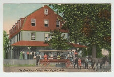 [45690] 1911 POSTCARD THE PINE VIEW FARM, NEW EGYPT, N. J.