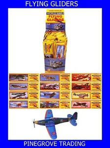 48-FLYING-GLIDERS-party-bag-fillers-prizes-toys
