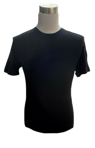 Tommy Hilfiger Men/'s Two Classic Fit Short Sleeve Crew-Neck Plain Tees-Free Ship