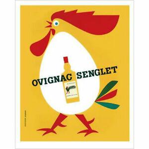 Ovignac-Senglet-ART-PRINT-POSTER-44x55cm-NEW