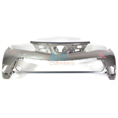TOYOTA RAV4 2013-2015 FRONT BUMPER PAINTED SECTION in GREY 52119-42A00 RAV 4
