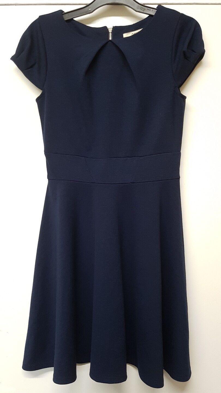 fe632c8f5ce9 BNWT Oasis Navy bluee Dress Size Size Size 8 ac1c41 - clothesstore ...
