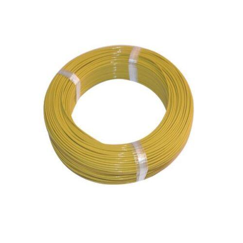 Silicone Wire Flexible Câble De La Batterie 10 12 14 16 18 20 22 24 26 28 AWG Rouge Noir