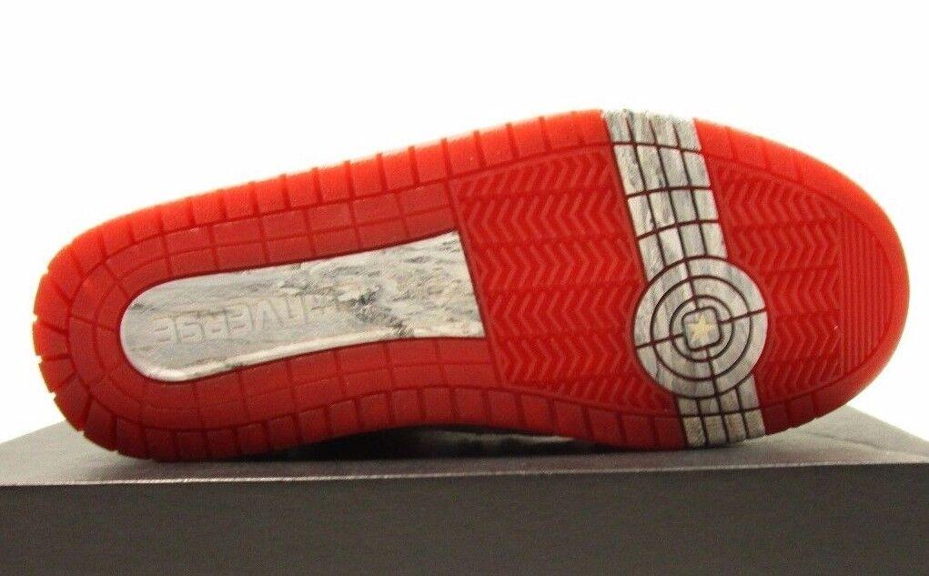 Scarpe casual da uomo Converse CONS Weapon Mid Light Gray/Roco Shoes 146154C
