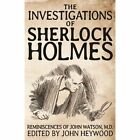 The Investigations of Sherlock Holmes by John Heywood (Paperback, 2014)