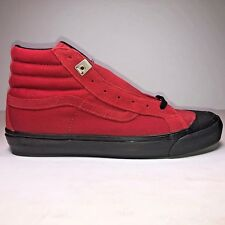 7409b677d567 item 5 VANS Alyx Studio OG Style 138 LX Chili Pepper Red Black Shoes  VN0A3DP9OK8 Size 9 -VANS Alyx Studio OG Style 138 LX Chili Pepper Red Black  Shoes ...