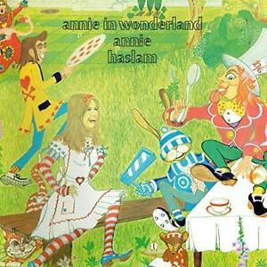 Annie-Haslam-Annie-In-Wonderland-Remastered-NEW-CD