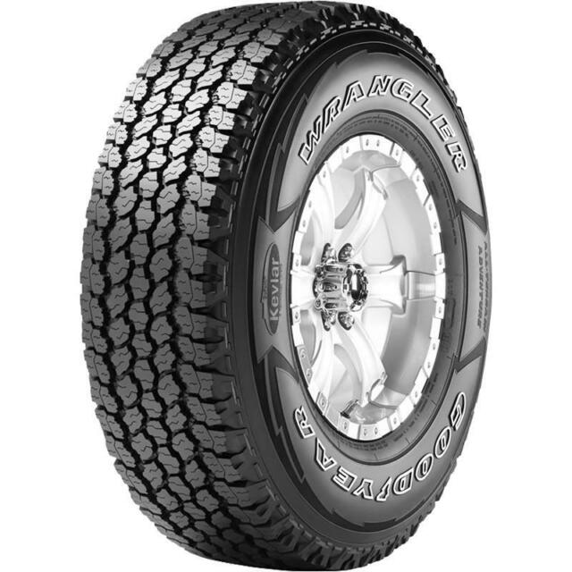 OFF-ROAD REIFEN 265 70 R16 112T GOODYEAR WRANGLER AT ADVENTURE TL M+S 3PMSF