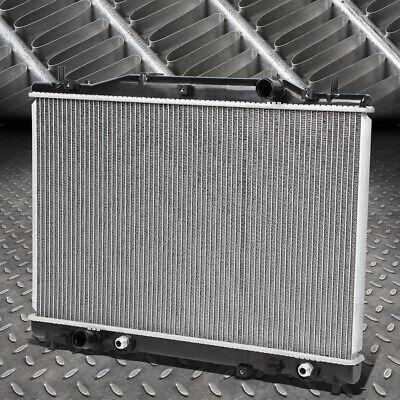 DNA Motoring OEM-RA-2731 Black Aluminum Radiator For 04-07 Cadillac CTS
