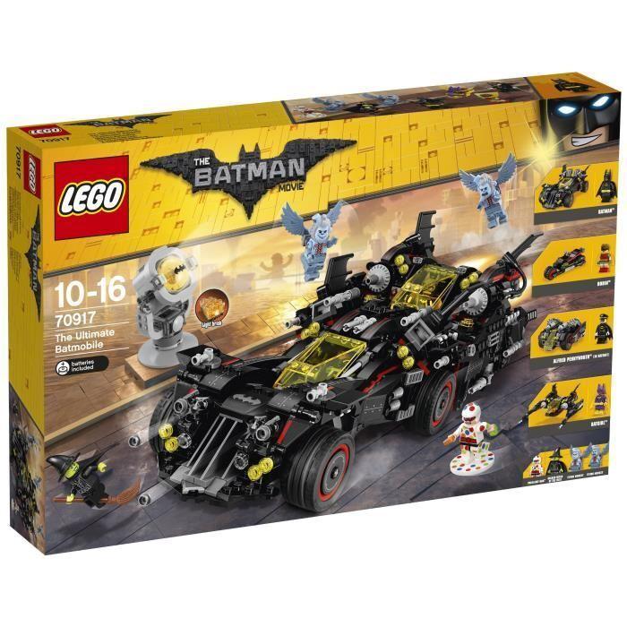 LEGO® Batman Movie 70917 La Batmobile suprême
