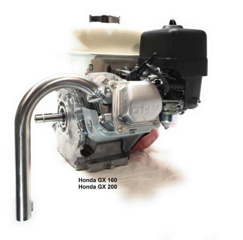 DuroMax XP7HPE 7 GX200 J Exhaust Pipe for: Predator 212cc Honda GX160