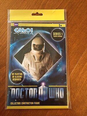 Doctor Who Collectors Construction Figure - Series 1 - Vashta Nerada - NEW