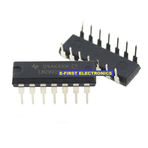 30pcs LM2902N Low Power OP Amp DIP-14 Ti DIP