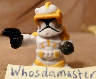Star Wars Fighter Pods Series 1 #23 AAYLA SECURA Jedi Micro Heroes Mint OOP
