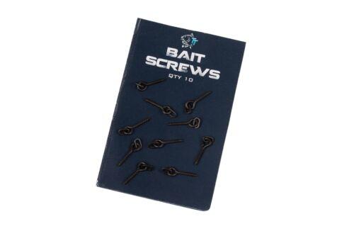 Nash Bait screws t8050 ANGEL Accessoires baitscrew pour Angel Appât