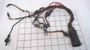 96277A2 96277A4 Mercury Mariner 1980-1989 Wiring Harness ...