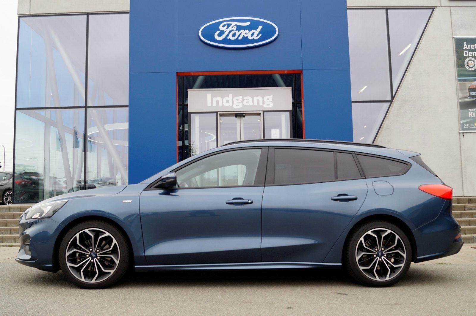 Ford Focus 1,0 EcoBoost ST-Line Business stc. - billede 2