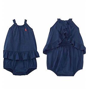 0b57d6d2 Details about NWT Girls Ralph Lauren Romper age 3 months, 9 months or 12  months