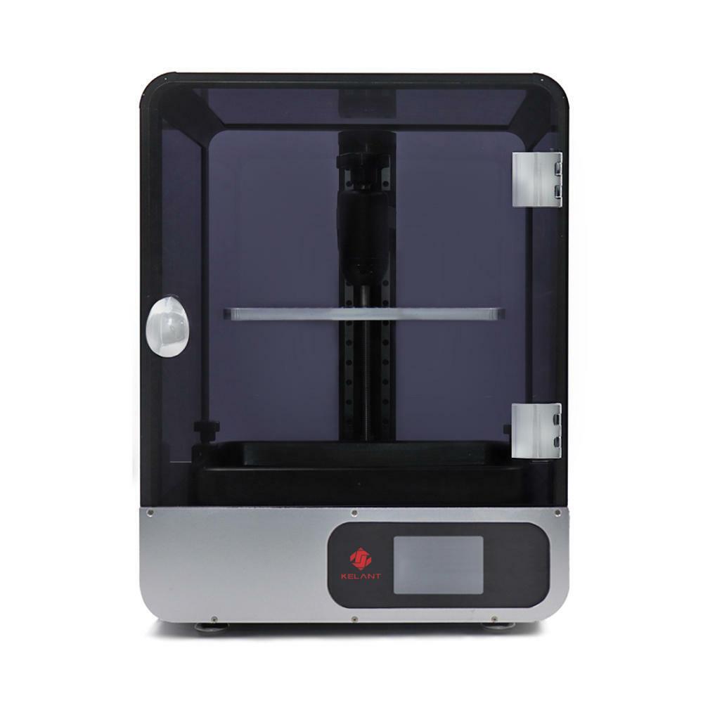 Kelant S400S/S400 LCD-SLA UV Resin 3D Printer Kit 192 x 120 x 200mm