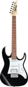 IBANEZ GRX40-BKN GIO E-Gitarre, black bight