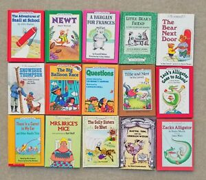 Lot-of-15-An-I-Can-Read-HB-Picture-Books-Slick-Covers-FRANCIS-Newt-LITTLE-BEAR