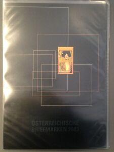 Osterreich-Jahreszusammenstellung-2003-komplett-postfrisch